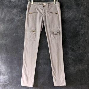 NWT BCBGeneration Stretch Utility Skinny Jeans